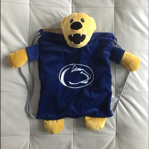 dc0dfae4e8 Penn State Nittany Lion cinch sack bag